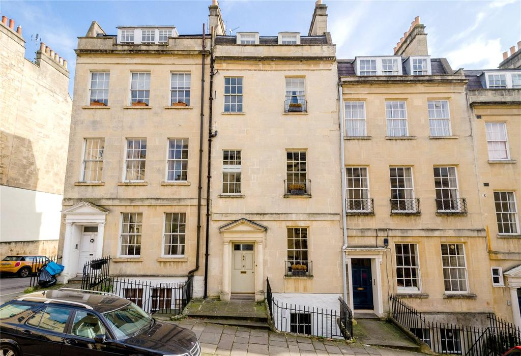5 Bedrooms Unique Property for sale in Park Street, Bath, BA1