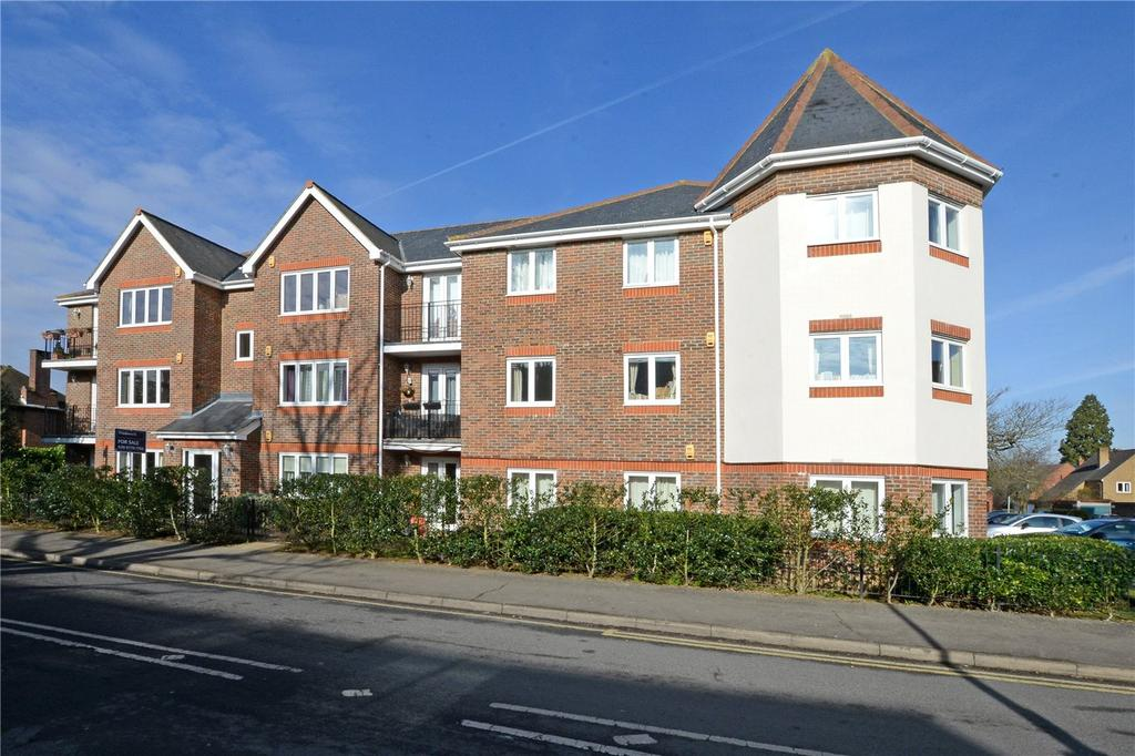 2 Bedrooms Flat for sale in Holmeswood, 46 Worcester Road, Sutton, SM2