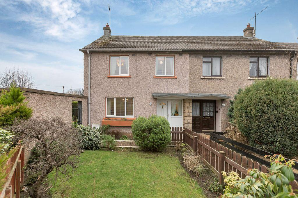 3 Bedrooms End Of Terrace House for sale in 66 Magdalene Drive, Brunstane, EH15 3DZ
