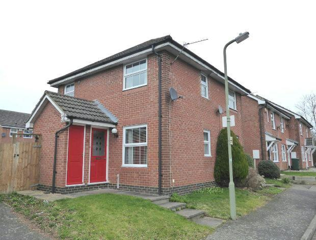 1 Bedroom Semi Detached House for sale in Princethorpe Drive, Banbury
