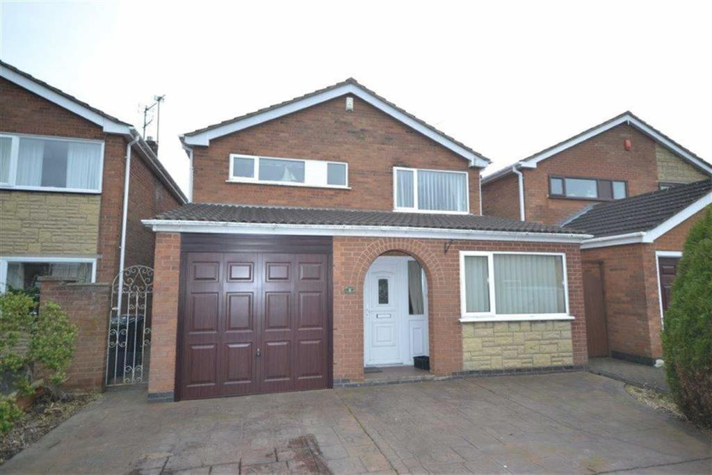 3 Bedrooms Detached House for sale in Chetwynd Drive, Whitestone, Nuneaton