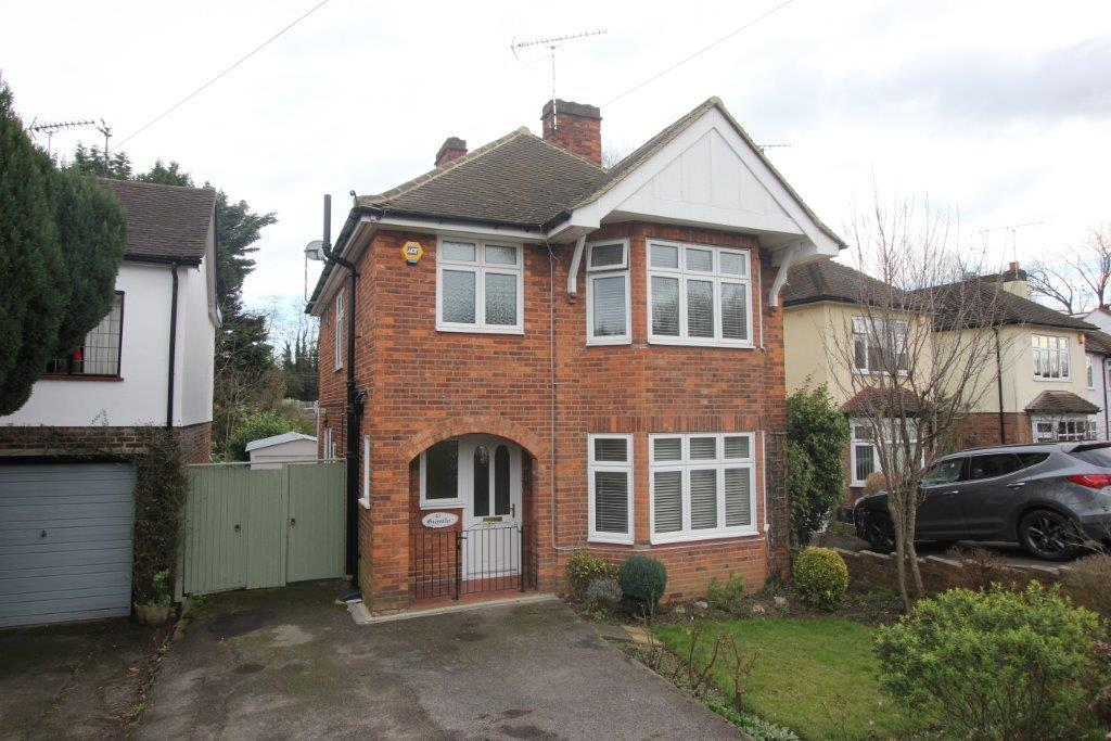 3 Bedrooms Detached House for sale in Friars Avenue, Shenfield, Brentwood