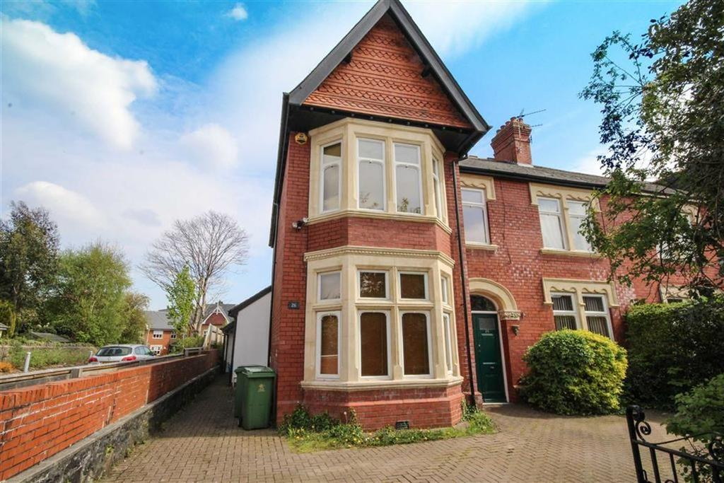 5 Bedrooms Semi Detached House for sale in Heol Don, Whitchurch, CARDIFF