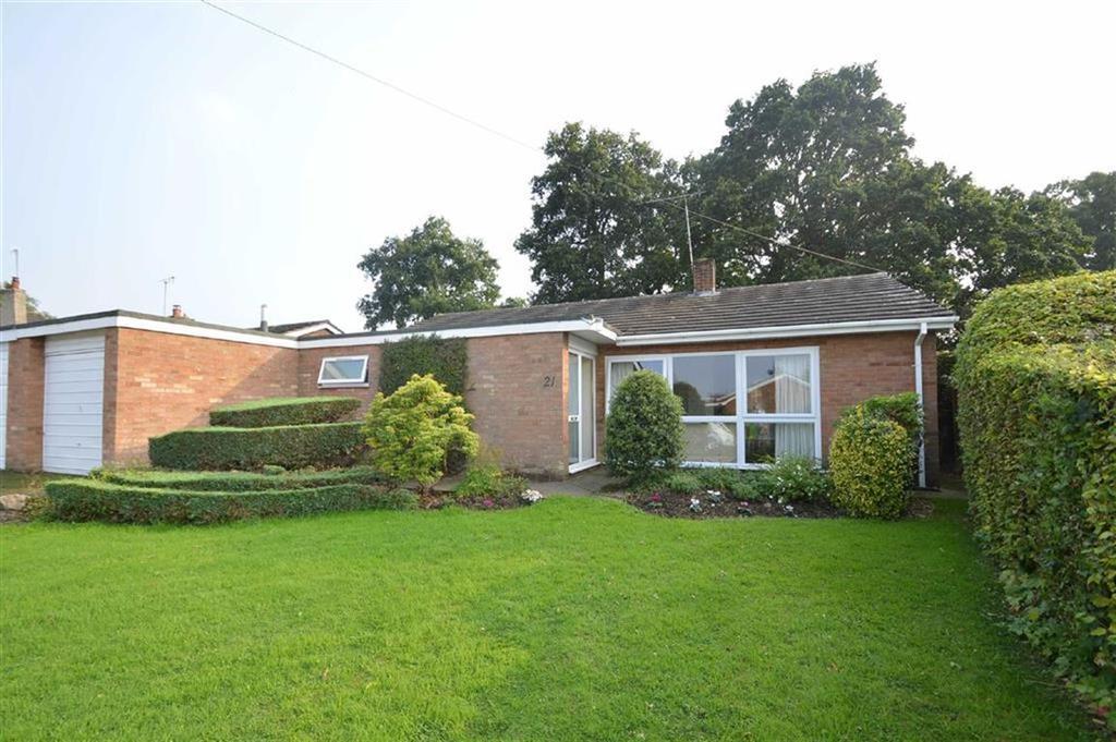 2 Bedrooms Detached Bungalow for sale in Brook Road, Pontesbury, Shrewsbury