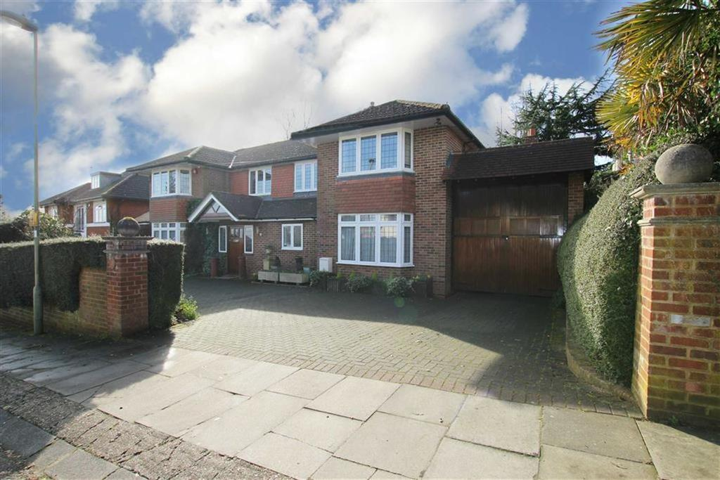 5 Bedrooms Detached House for sale in Abbey View, Mill Hill, London