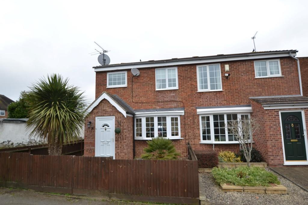3 Bedrooms Semi Detached House for sale in Silverfield, Broxbourne, EN10