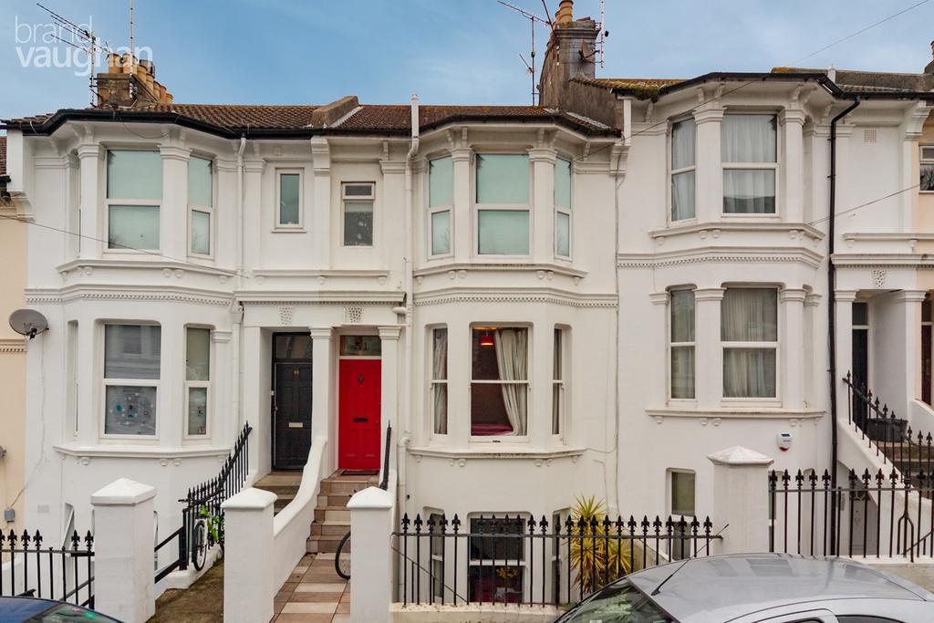 3 Bedrooms Maisonette Flat for sale in Gladstone Place, Brighton, Brighton, BN2