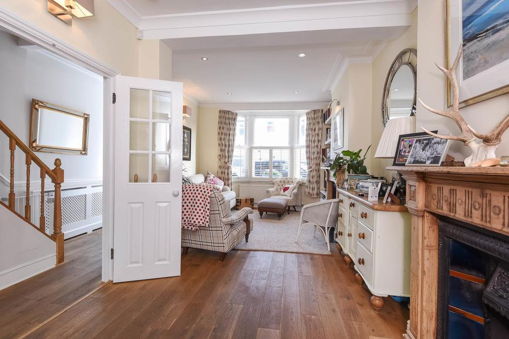 4 Bedrooms Terraced House for sale in Steerforth Street, Earlsfield, SW18