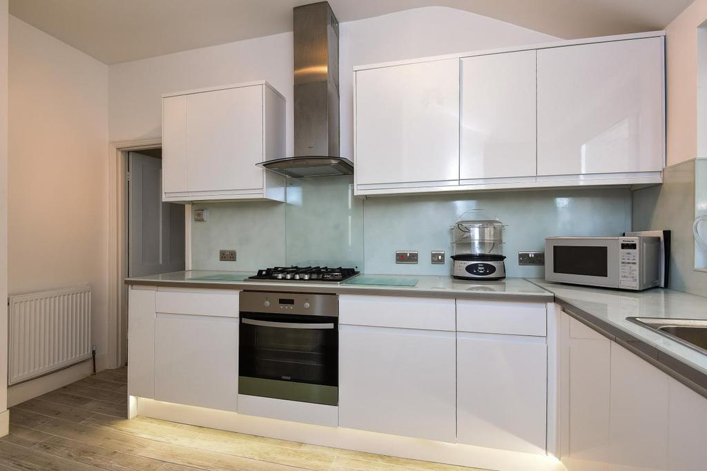 2 Bedrooms Maisonette Flat for sale in Brookwood Road, Southfields