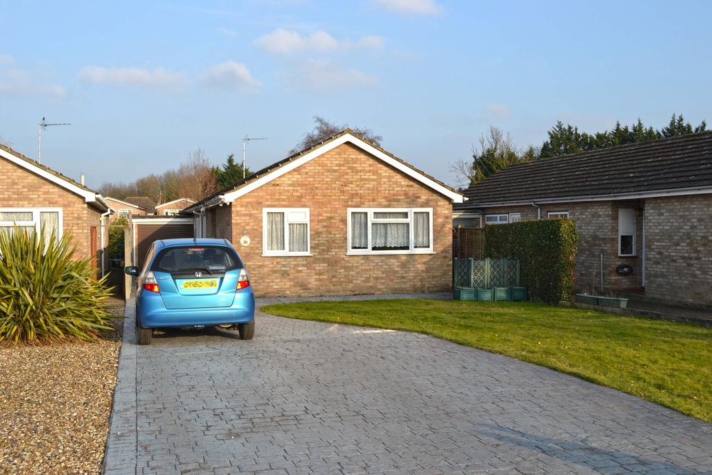 3 Bedrooms Detached Bungalow for sale in Great Meadow, Broxbourne EN10