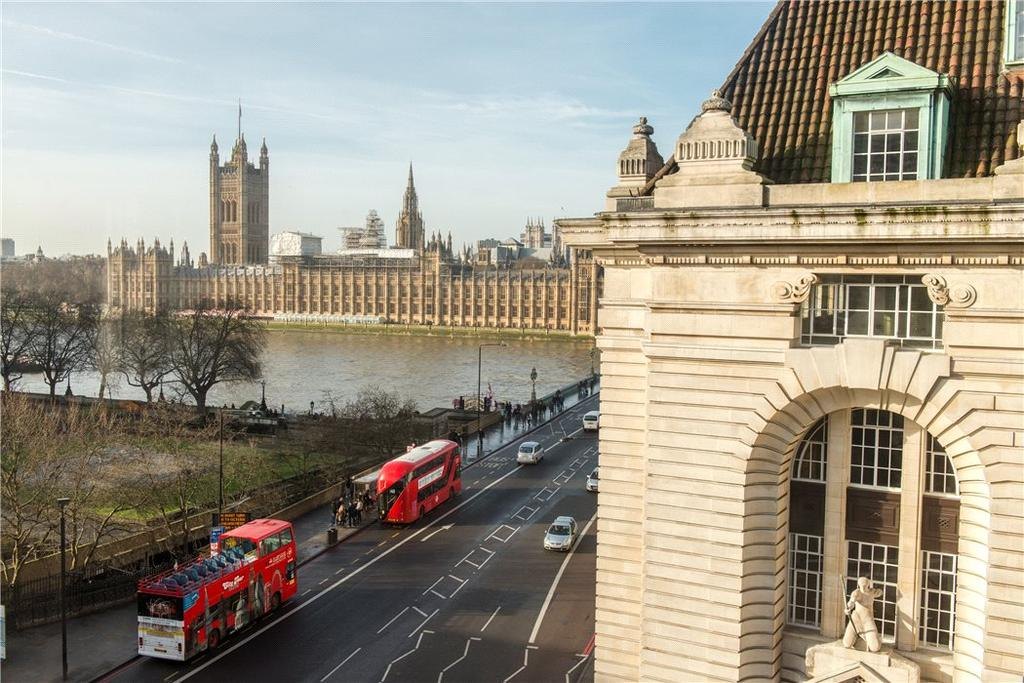 2 Bedrooms Flat for sale in County Hall, 1A Belvedere Road, Southbank, London, SE1