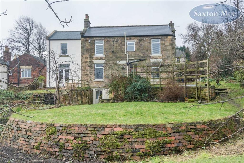 3 Bedrooms Detached House for sale in Birkendale Road, Birkendale, Sheffield, S6