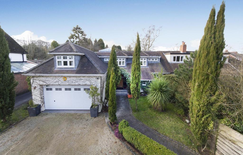 5 Bedrooms Semi Detached House for sale in Fiery Hill Road, Barnt Green, Birmingham