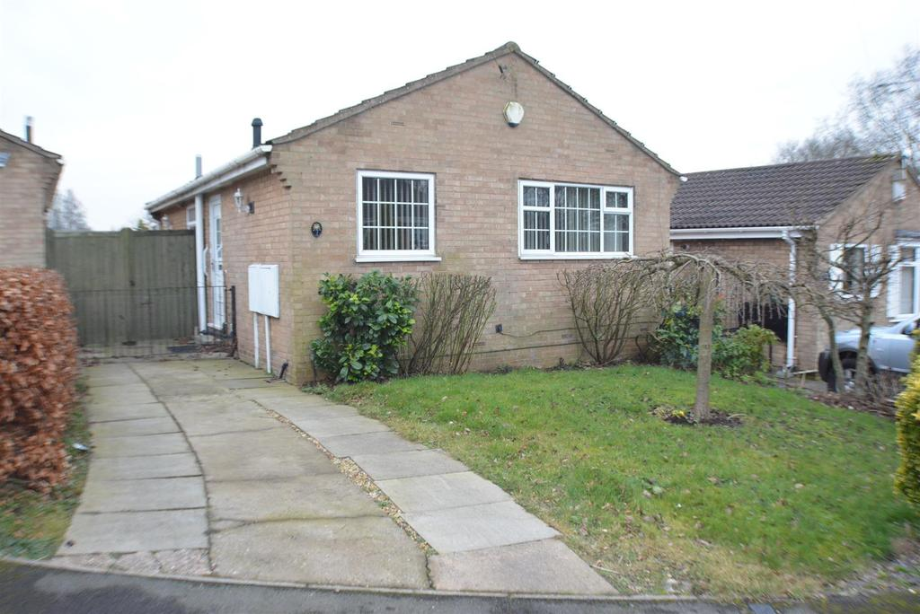 2 Bedrooms Detached Bungalow for sale in Farrendale Close, Forest Town