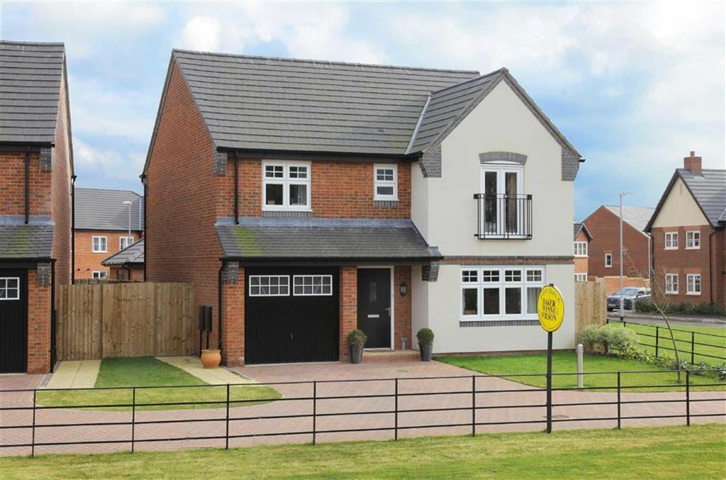 4 Bedrooms Detached House for sale in Meadow Close, Cheshire