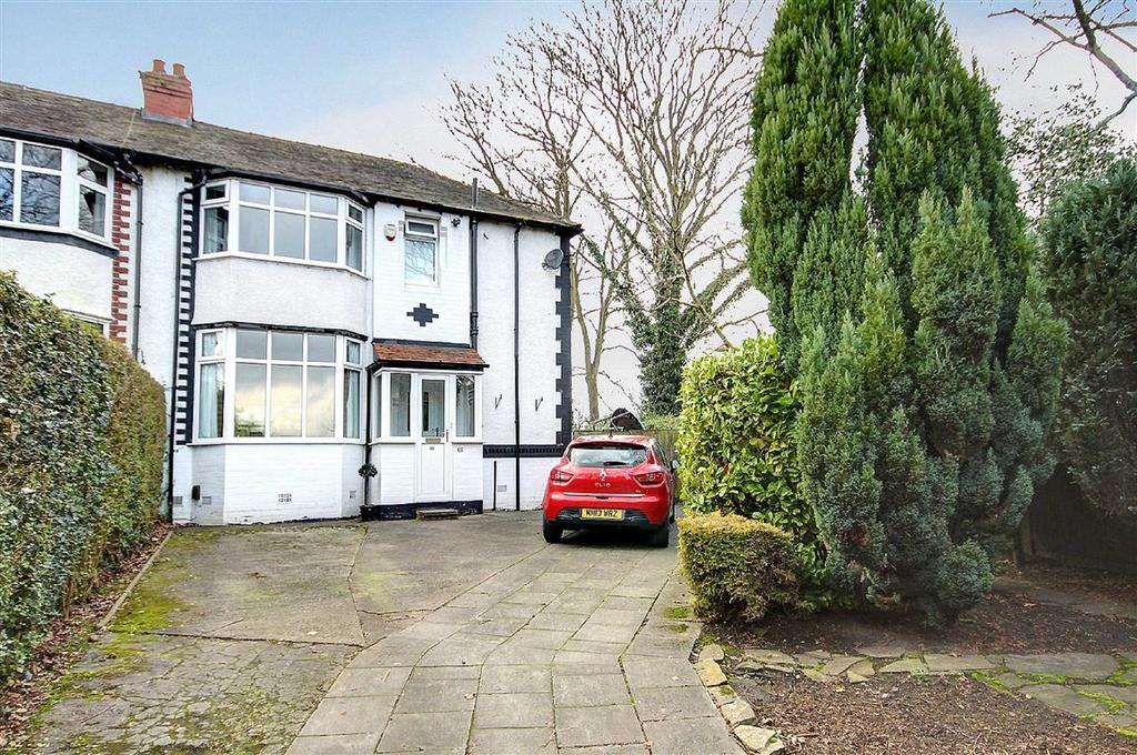 3 Bedrooms Semi Detached House for sale in Thorley Lane, Timperley, Altrincham