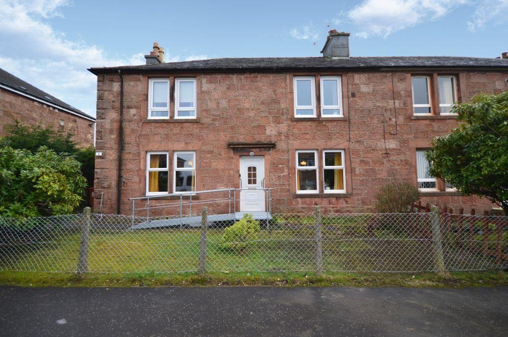 2 Bedrooms Flat for sale in 6 Montrose Terrace, Bishopbriggs, Glasgow, G64 1JQ