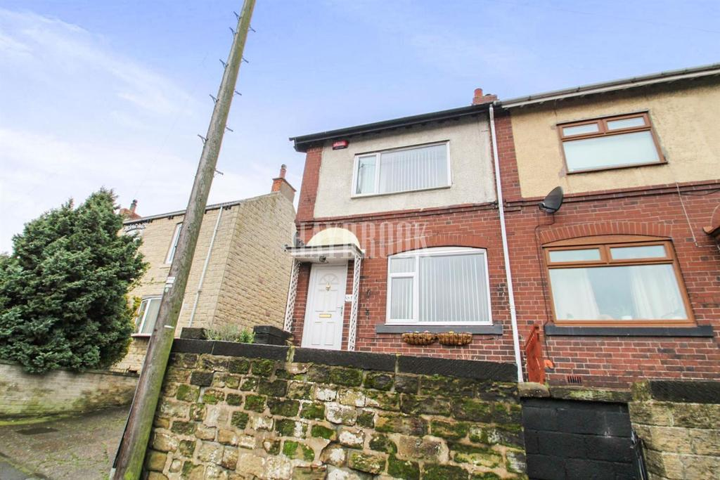 2 Bedrooms Semi Detached House for sale in Clifton Cottages, Brierley, Barnsley