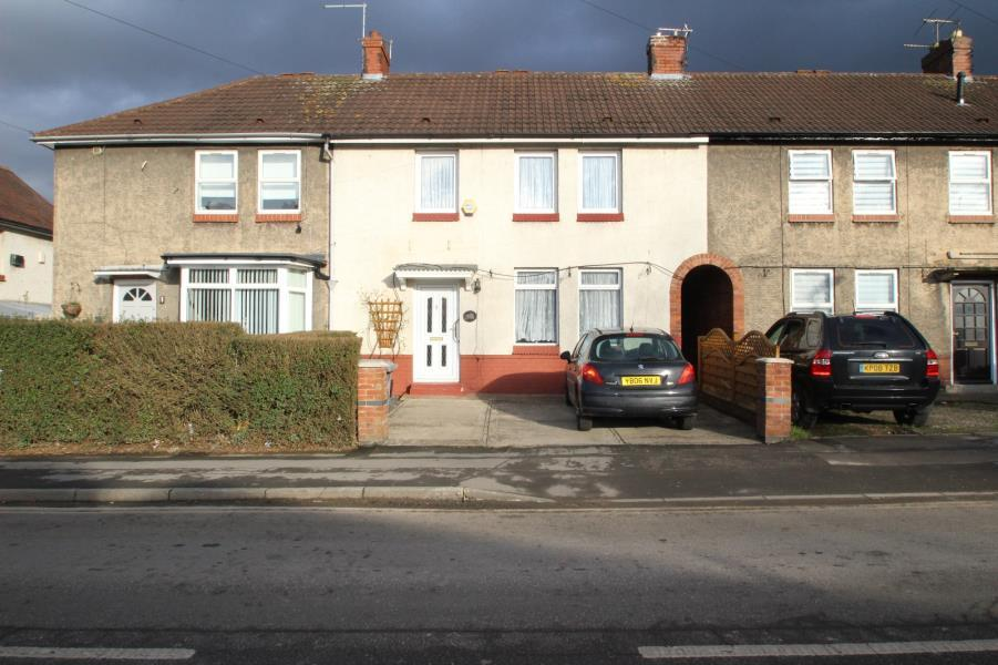 3 Bedrooms Terraced House for sale in TANG HALL LANE, YORK, YO10 3RB