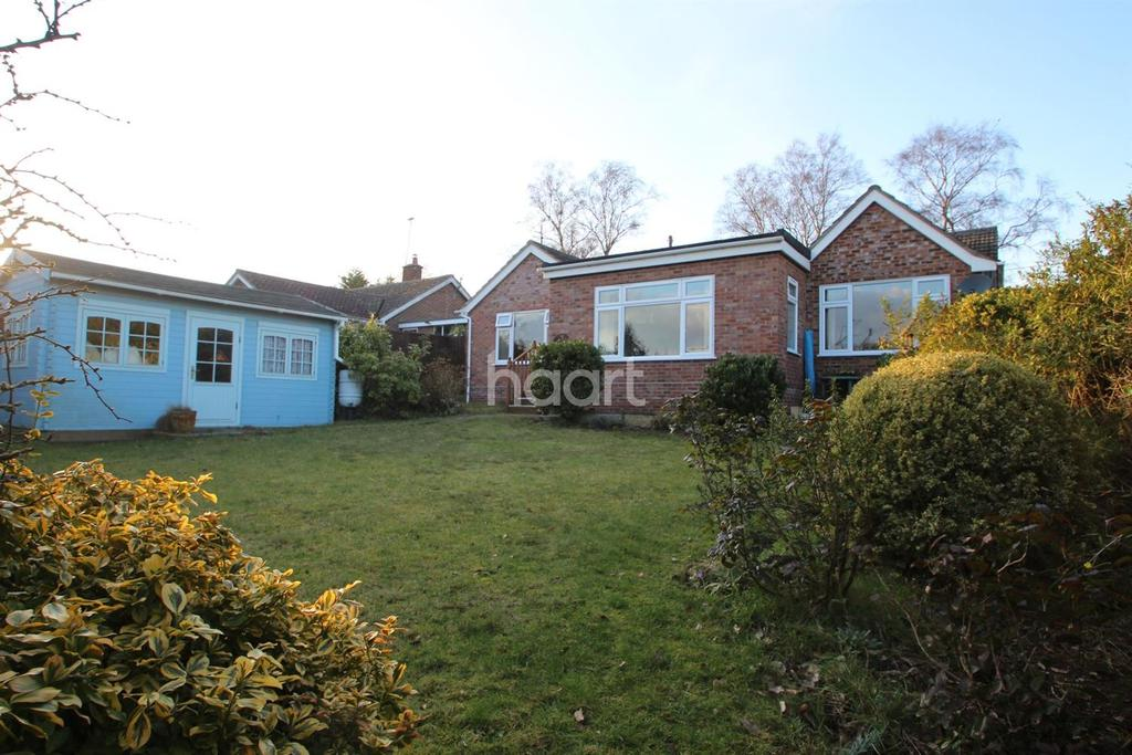 2 Bedrooms Bungalow for sale in Through Duncans
