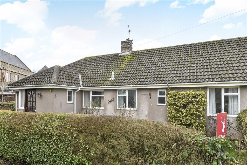 3 Bedrooms Bungalow for sale in Canterbury Drive, North Curry, Taunton, Somerset, TA3