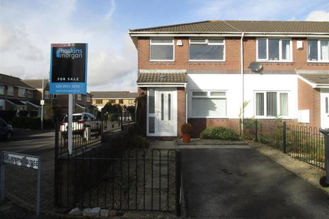 3 bedroom end of terrace house to rent - Shelburn Close, Carlton Gardens, Grangetown, Cardiff