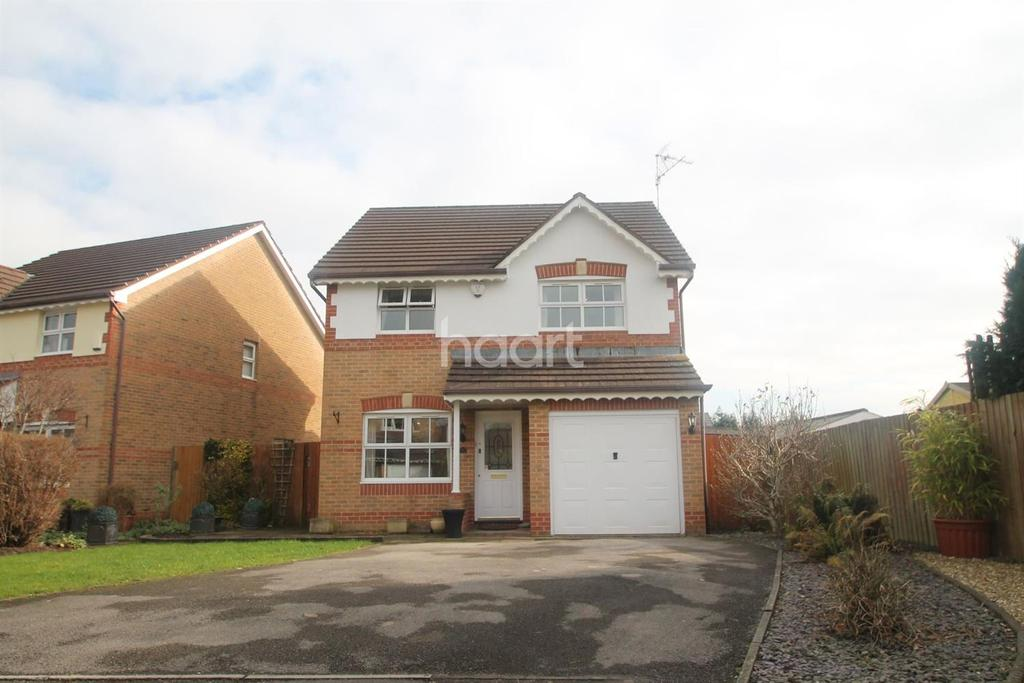 4 Bedrooms Detached House for sale in Stokes Court, Ponthir, Caerleon