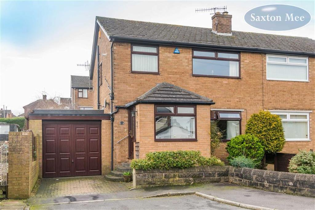 3 Bedrooms Semi Detached House for sale in Woodend Close, Stannington, Sheffield, S6