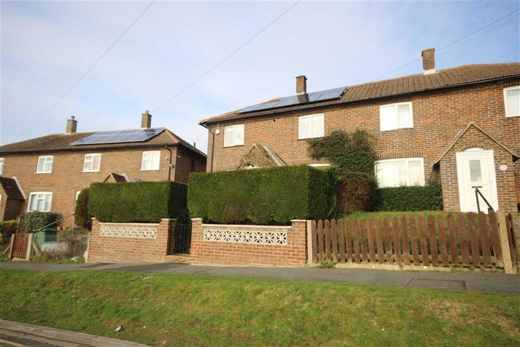 3 Bedrooms Semi Detached House for sale in Northdown Road, Newhaven