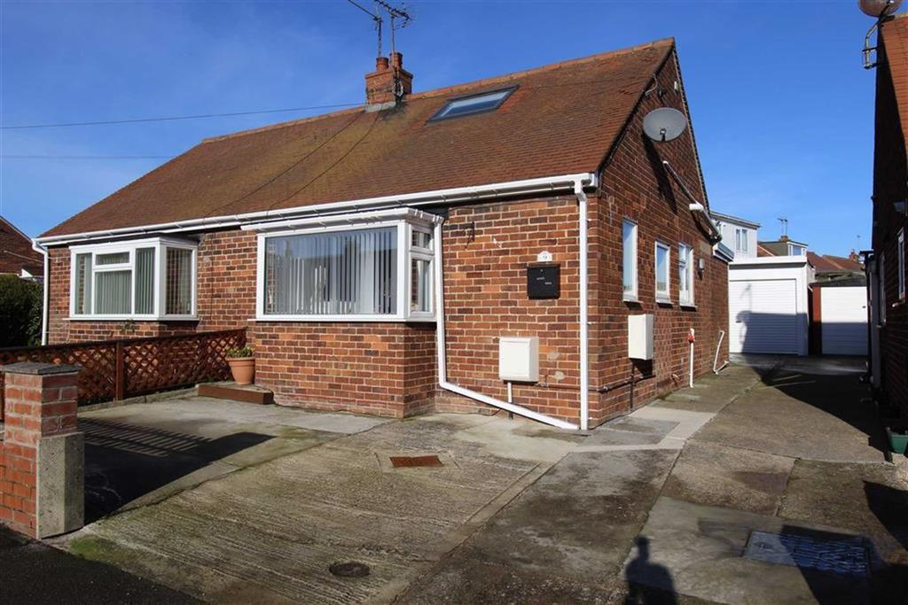 1 Bedroom Semi Detached Bungalow for sale in Bempton Crescent, Bridlington, YO16