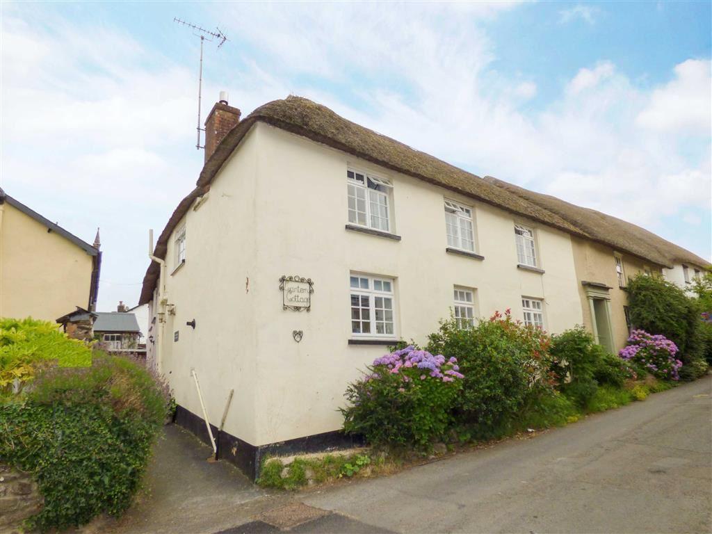 3 Bedrooms Semi Detached House for sale in West Street, Witheridge, Tiverton, Devon, EX16