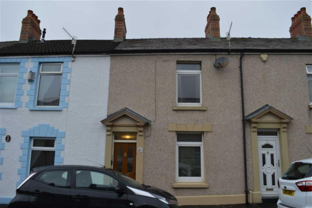 2 Bedrooms Terraced House for sale in Aberdyberthi Street, Swansea, SA1