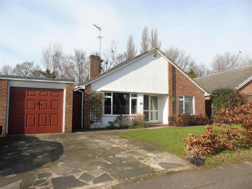 3 Bedrooms Detached Bungalow for sale in The Ryde, Hatfield