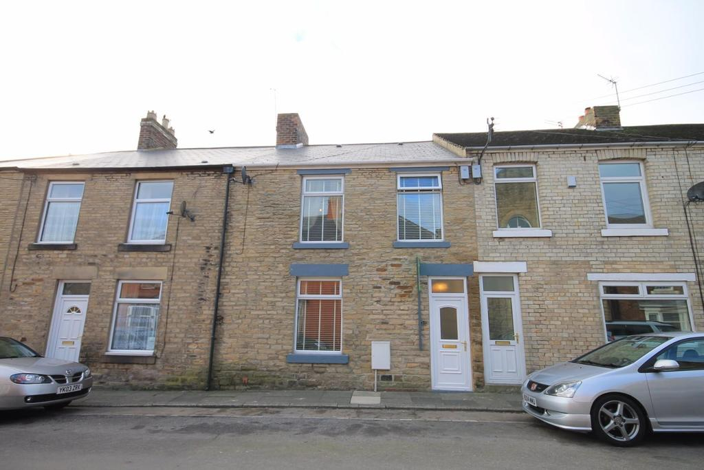 3 Bedrooms Terraced House for sale in Grey Street, Crook