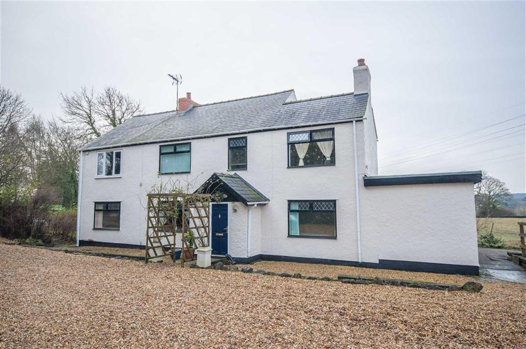 3 Bedrooms Cottage House for sale in Rhos Road, Penyffordd, Chester, Chester, Flintshire
