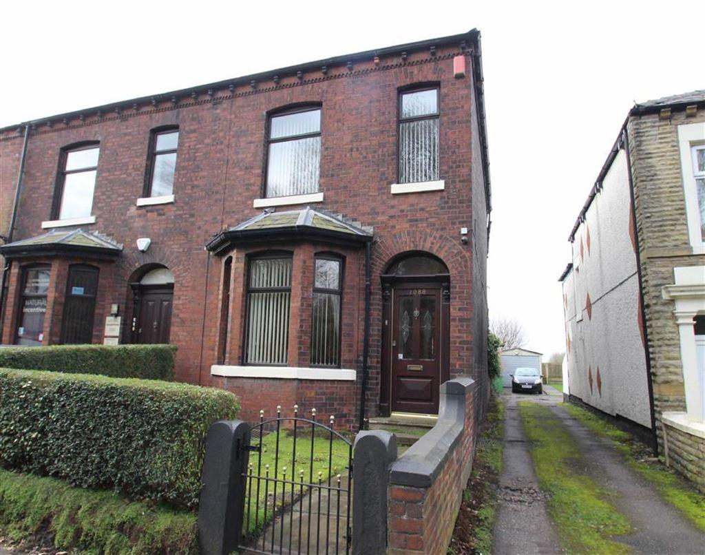 3 Bedrooms Terraced House for sale in 1088, Manchester Road, Castleton, Rochdale, OL11