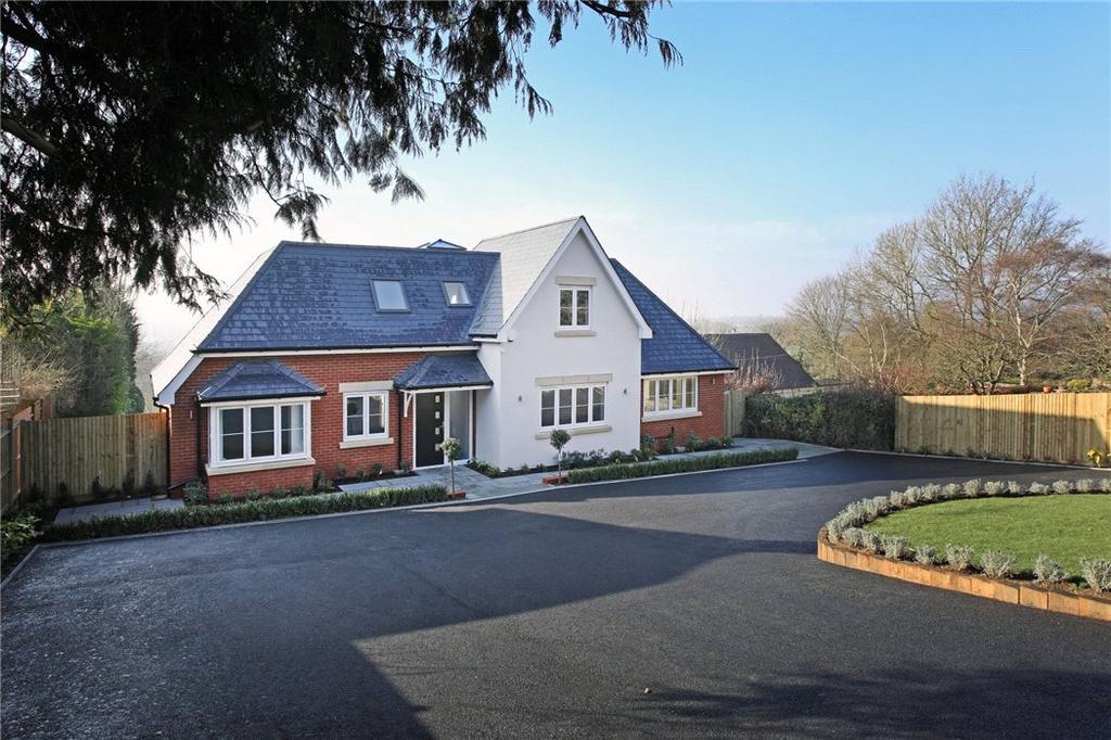 5 Bedrooms Detached House for sale in Pilgrims Way East, Otford, Sevenoaks, TN14