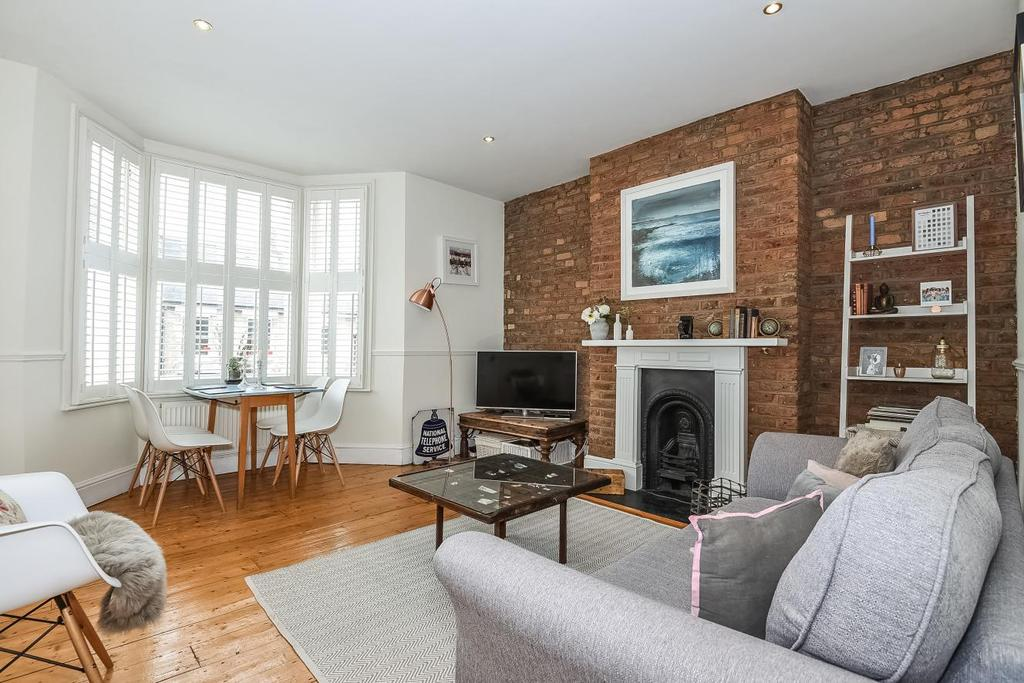 2 Bedrooms Flat for sale in Elm Park, Brixton, SW2
