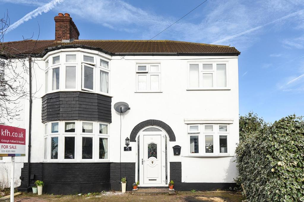 5 Bedrooms Semi Detached House for sale in Mainridge Road, Chislehurst, BR7