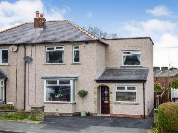 4 Bedrooms Semi Detached House for sale in 1 Hall Way, Sutton in Craven BD20 7NJ