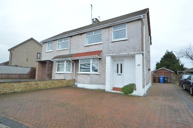 3 Bedrooms Semi Detached House for sale in Sinclair Street, Stevenston, North Ayrshire, KA20 4AL