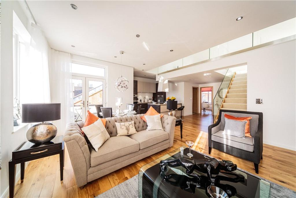 3 Bedrooms Flat for sale in St Paul's Chambers, Birmingham City Centre, West Midlands, B3