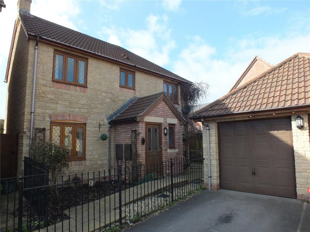 3 Bedrooms Detached House for sale in Home Farm Court, St Georges, Weston Super Mare, BS22