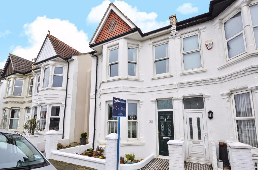4 Bedrooms Semi Detached House for sale in Marine Avenue Hove East Sussex BN3