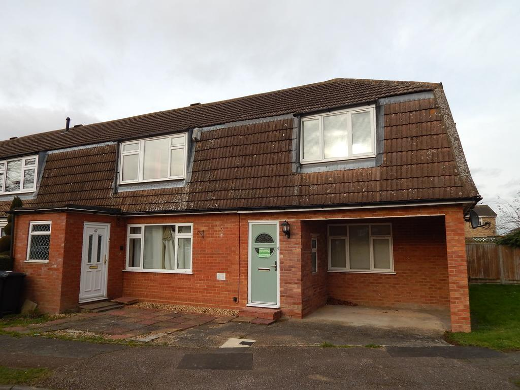 5 Bedrooms Terraced House for sale in Mayfield Crescent, Lower Stondon SG16