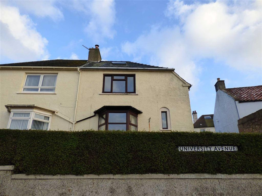 2 Bedrooms Semi Detached House for sale in University Avenue, Pittenweem, Fife