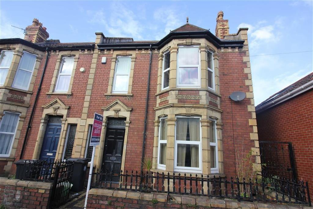 4 Bedrooms End Of Terrace House for sale in Downend Road, Horfield, Bristol