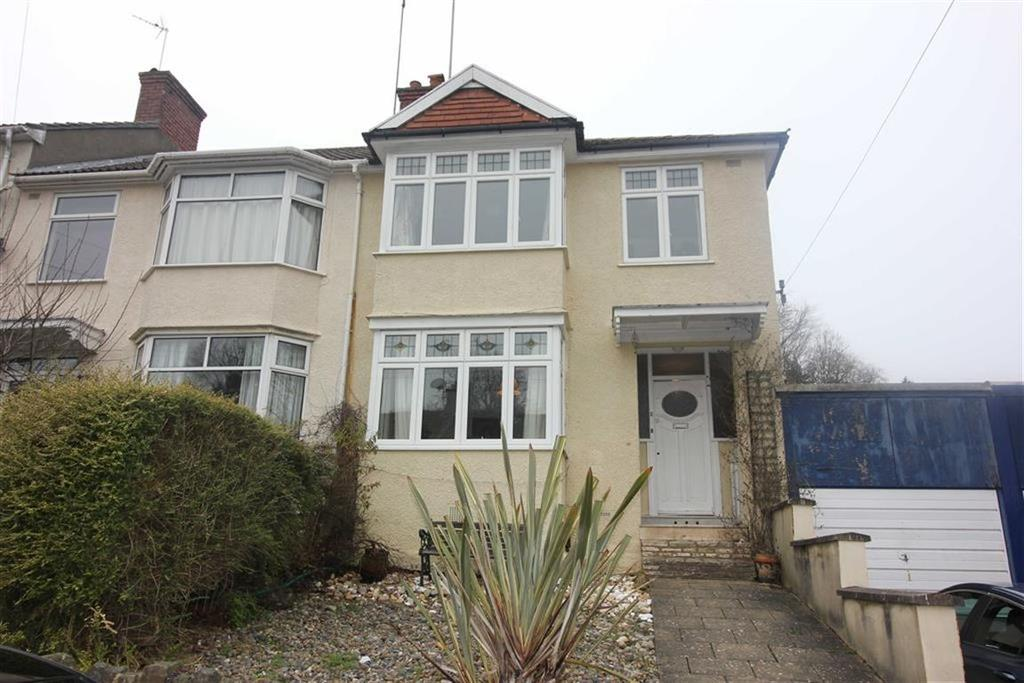3 Bedrooms End Of Terrace House for sale in Dugar Walk, Redland, Bristol