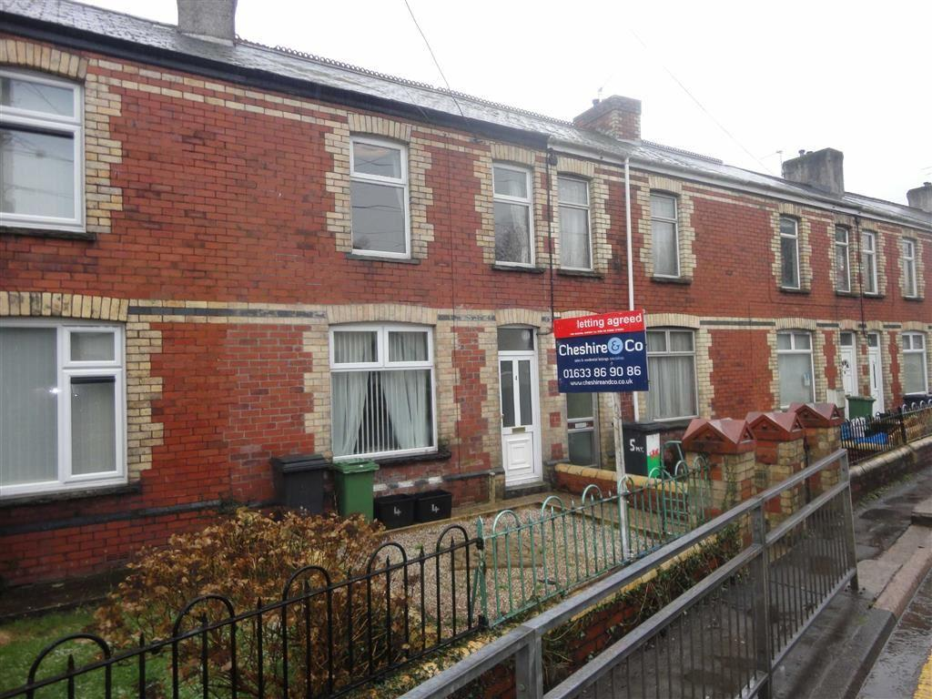 2 Bedrooms Terraced House for sale in Moseley Terrace, Cwmbran