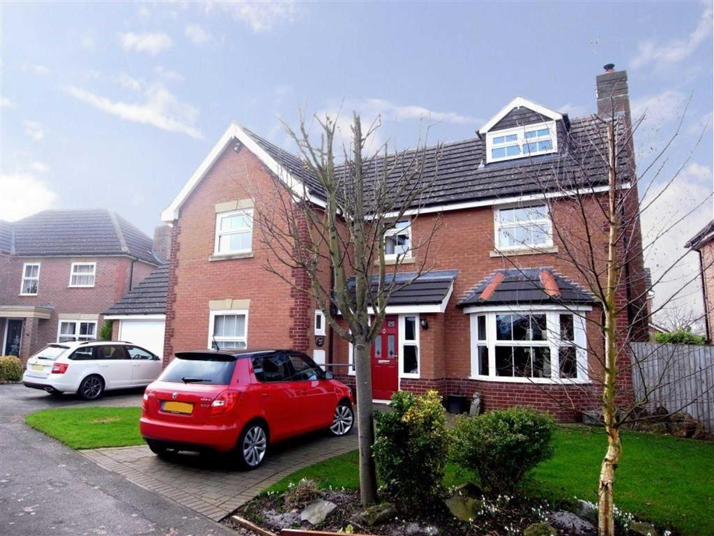 5 Bedrooms Detached House for sale in Halnaby Avenue, Darlington